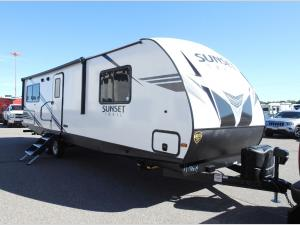 New 2020 CrossRoads RV Sunset Trail SS309RK Photo