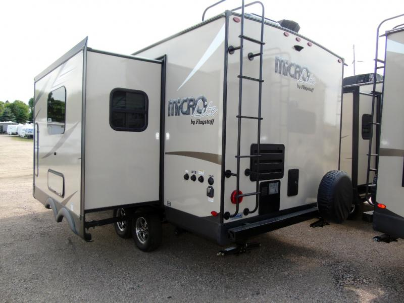 New 2020 Forest River Rv Flagstaff Micro Lite 21ds Travel