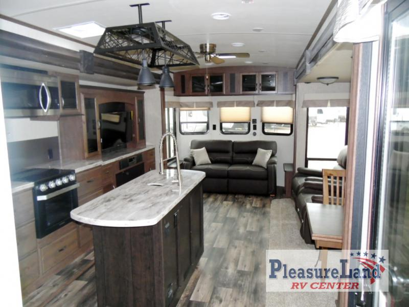 2019 Forest River 401flx