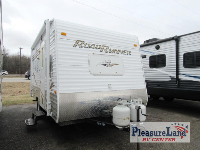 Used 2007 Sun Valley Road Runner 161 Travel Trailer at