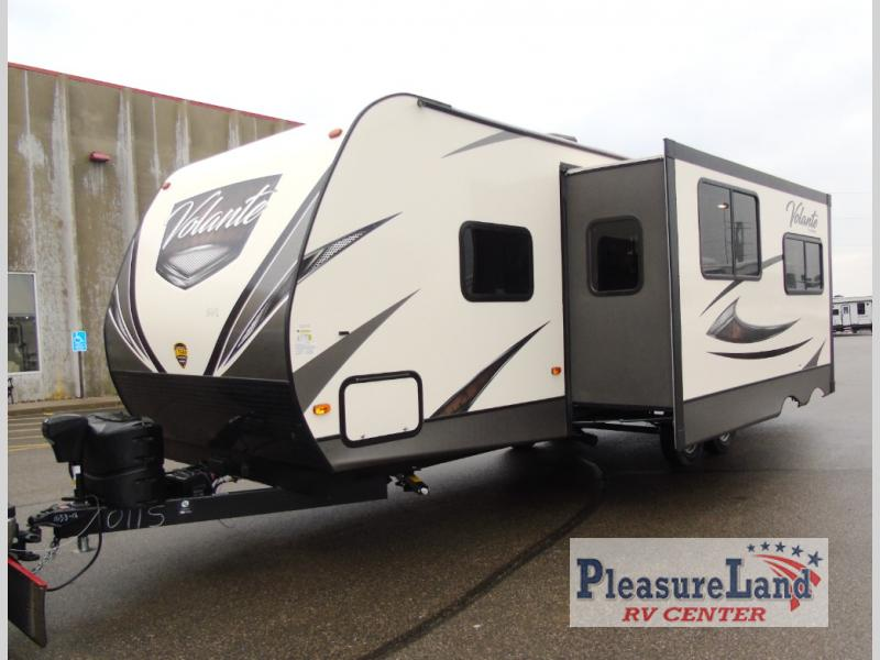 New 2019 Crossroads Rv Volante 28bh Travel Trailer At