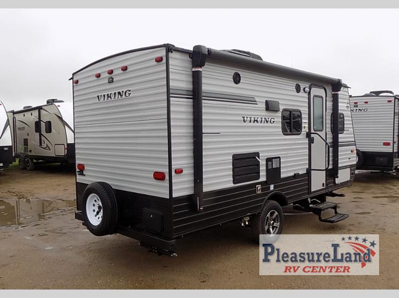 New 2019 Viking Ultra Lite 17bhs Travel Trailer At