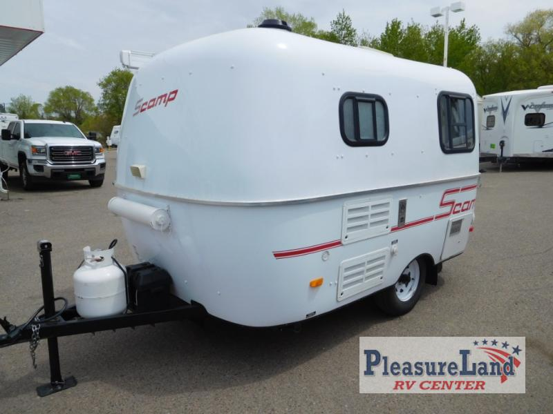 Used Rv For Sale Mn >> Used 2016 Scamp Scamp 13 Foot 13 Foot Front Bathroom Travel Trailer at PleasureLand RV | St ...