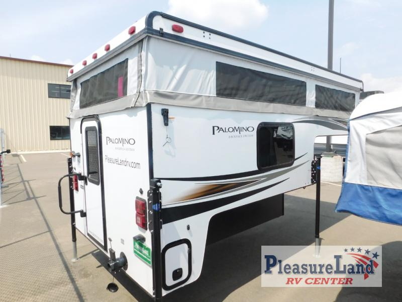 New 2018 Palomino Backpack Edition Ss 1240 Truck Camper At