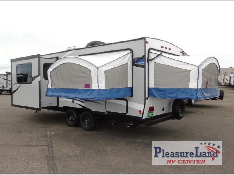 New 2018 Keystone Rv Bullet Crossfire 2190ex Expandable At