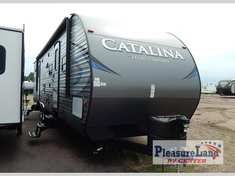 Catalina Trailer Park >> New 2019 Coachmen RV Catalina Legacy 323BHDSCK Travel ...