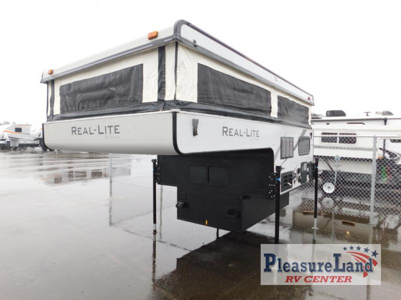 Used 2016 Palomino Real-Lite SS-1604 Truck Camper at PleasureLand RV