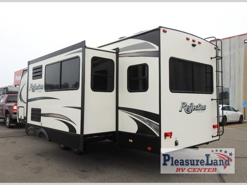 New 2019 Grand Design Reflection 287rlts Travel Trailer At
