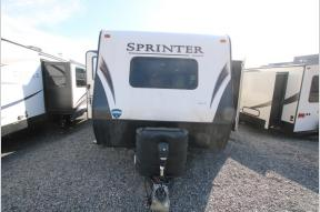 New 2018 Keystone RV Sprinter Campfire Edition 30FL Photo