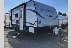New 2020 Keystone RV Springdale Mini 1750RD Photo