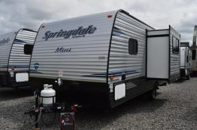 New 2019 Keystone RV Springdale Mini 1790FQ Photo