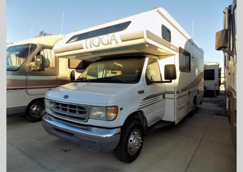 Used 1999 Fleetwood RV Tioga 23B Motor Home Class C at