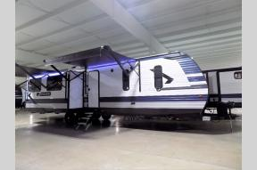 New 2021 CrossRoads RV Zinger ZR340RE Photo