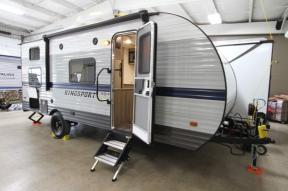 New 2021 Gulf Stream RV Trailmaster Super Lite 197BH Photo