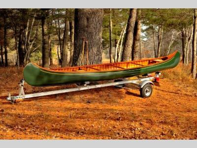 railex SUT-220-S aluminum boat canoe kayak trailer ships everywhere by FedEx Ground Primo Trailer Sales