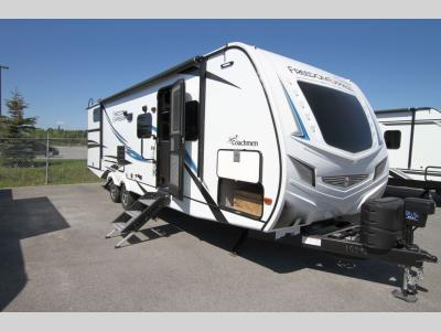 Coachmen RV - Freedom Express 292 BHDSLE Maple Leaf/Liberty Edition - Primo Trailer Sales - Ottawa's #1 RV Dealer