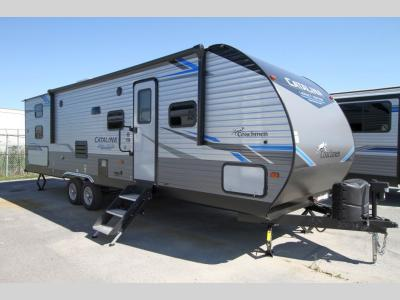 Coachmen RV - Catalina Legacy 293 QBCK - Primo RV Centre - Ottawa's #1 RV Dealership