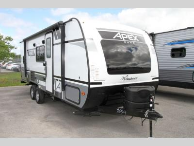 Coachmen RV - Apex Nano 208 BHS Off Grid - Primo RV Centre - Ottawa's #1 RV Dealer