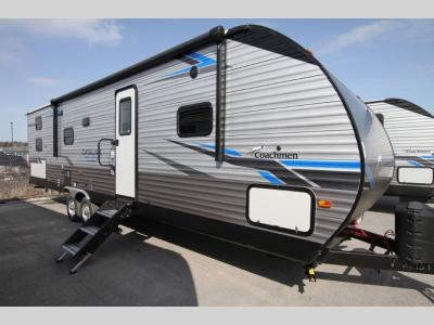 Coachmen RV - Catalina 303 QBCK - Legacy Edition - Primo RV Centre - Ottawa's #1 RV Dealer
