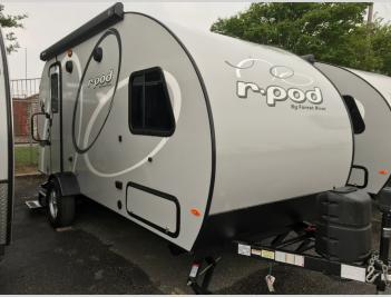 New 2019 Forest River RV R Pod RP-179 Photo