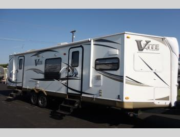 Used 2013 Forest River RV Flagstaff V-Lite 30WFKSS Photo
