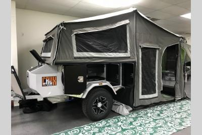 Expedition Trailers Crux 1600 Off-Road Pop Up