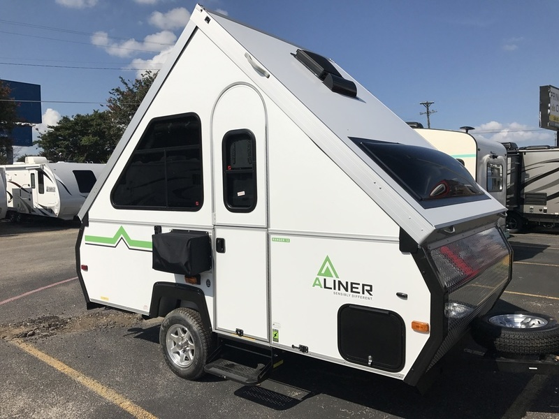New 2018 ALiner Ranger 12 Photo
