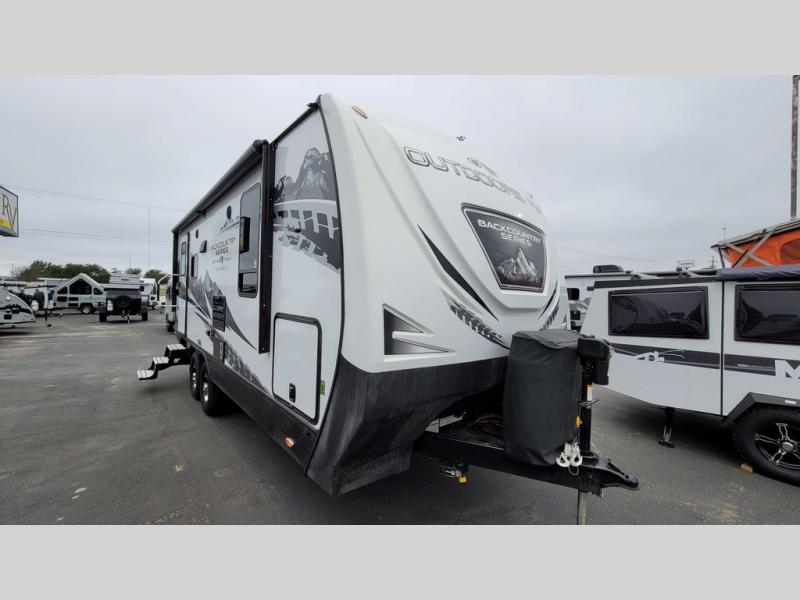 New 2021 Outdoors RV Back Country Series MTN TRX 21RWS Photo