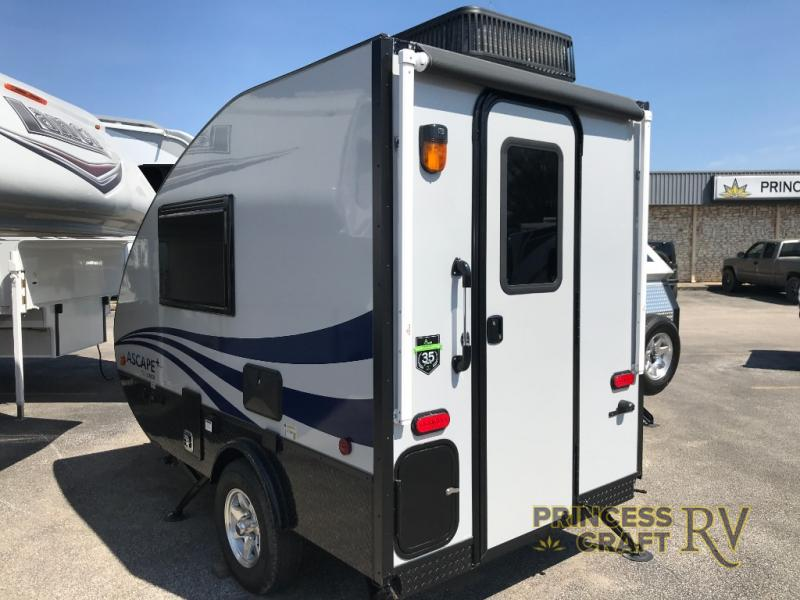 New 2019 ALiner Ascape Plus Travel Trailer at Princess Craft