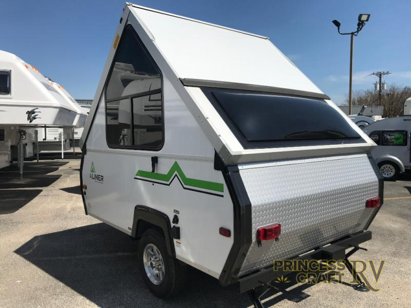 New 2019 ALiner Scout Lite Dual Bunk A-Frames at Princess