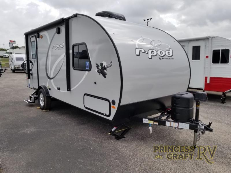 New 2020 Forest River RV R Pod RP-195 Travel Trailer at
