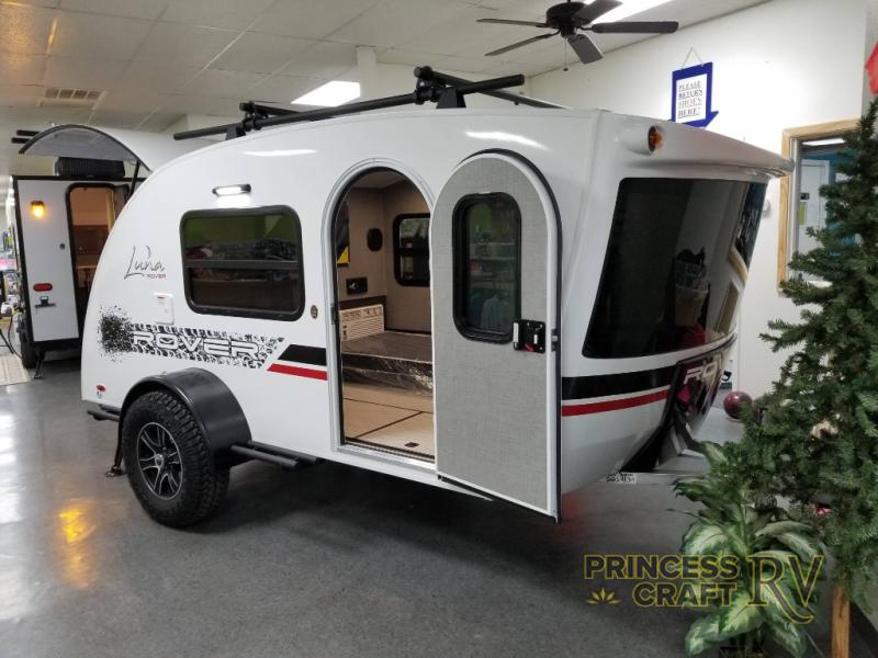 New 2019 inTech RV Luna Rover Teardrop Trailer at Princess