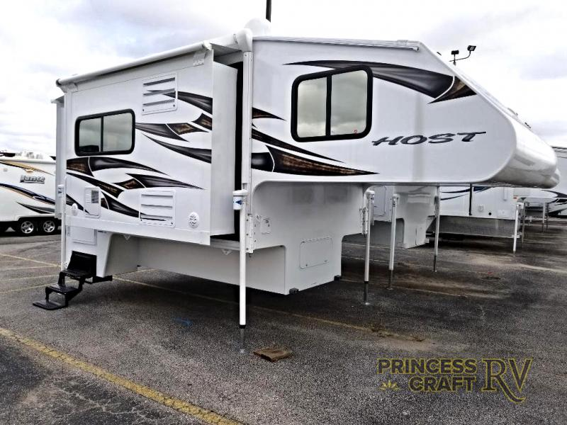 New 2019 Host Industries Host Campers Mammoth 11 5 Truck