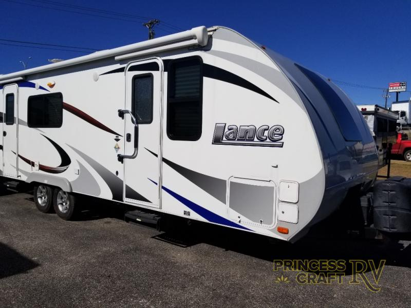 Used 2016 Lance Lance Travel Trailers 2285 Travel Trailer at