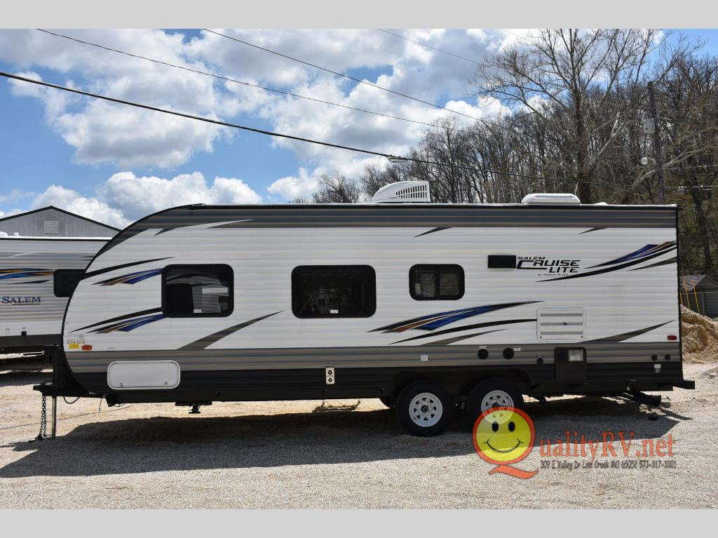 New 2019 Forest River RV Salem Cruise Lite 241QBXL Travel Trailer at Forest River Wiring Schematics Power Awning on
