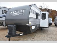 New 2019 Forest River RV Salem 29QBLE travel trailer