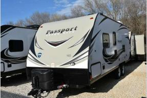 New 2018 Keystone RV Passport 195RB Express Photo
