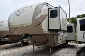 New 2019 Forest River RV Rockwood Signature Ultra Lite 8290BS Photo