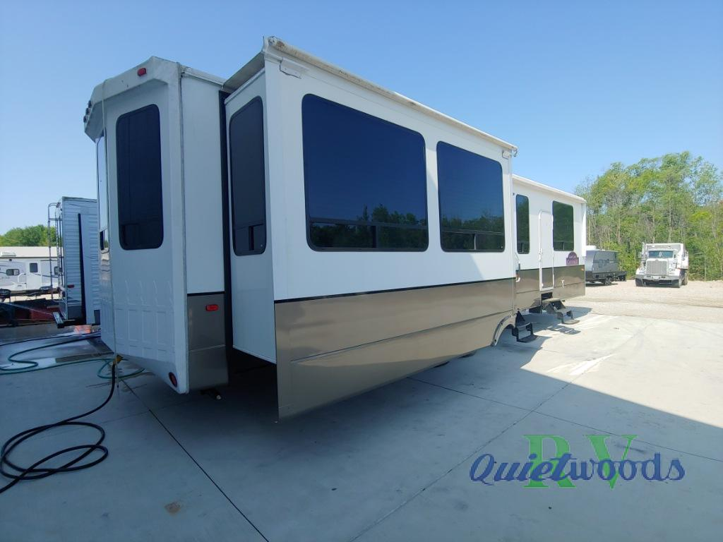 Swell Used 2012 Forest River Rv Cedar Creek Cottage 40Crl Interior Design Ideas Gentotryabchikinfo