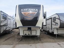 New 2018 Forest River RV Sierra 384QBOK Photo