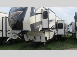 New 2019 Forest River RV Sierra 384QBOK Photo