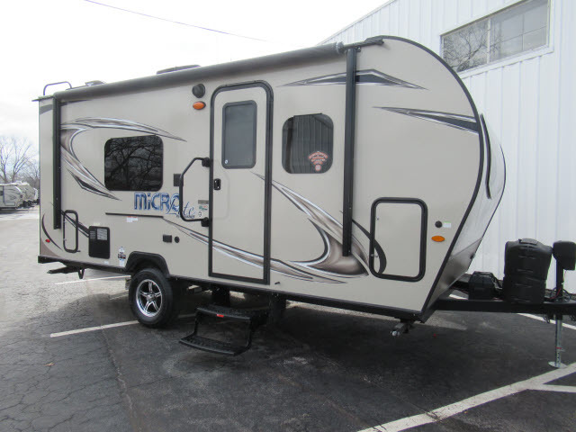 New 2018 Forest River Rv Flagstaff Micro Lite 19fd Travel