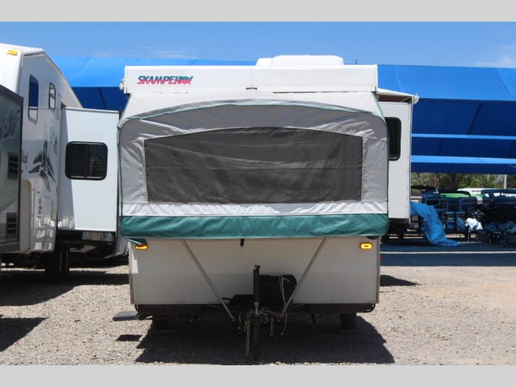 Used 1997 Scamp 16 Travel Trailer at Rocky Mountain RV and Marine