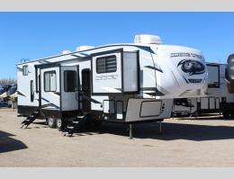 New 2021 Forest River RV Cherokee Arctic Wolf Suite 3990 Photo