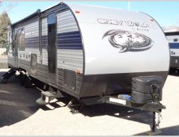 New 2021 Forest River RV Cherokee Grey Wolf 26MBRR Photo