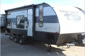 New 2021 Forest River RV Cherokee Grey Wolf 22MKSE Photo