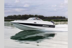 New 2017 Bayliner Element 210 Deck Boat Photo