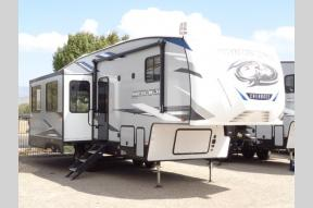New 2021 Forest River RV Cherokee Arctic Wolf 291RL Photo