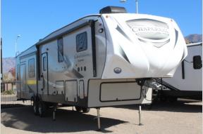 New 2019 Coachmen RV Chaparral 391QSMB Photo