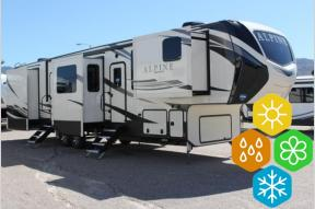 New 2019 Keystone RV Alpine 3800FK Photo